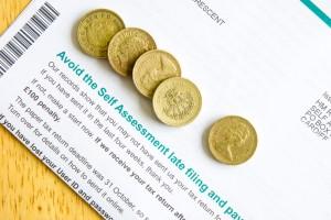 Tax return Self Assesment